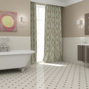 Vanna Astoria, Stone cast bath Astoria L4