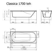 Vanna Classica 170
