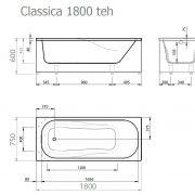 Vanna Classica 180