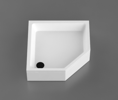 Shower trays: Shower tray f90