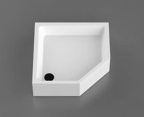 Shower trays: Shower tray f90