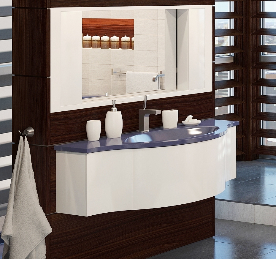 Izlietnes L-serija, washbasins
