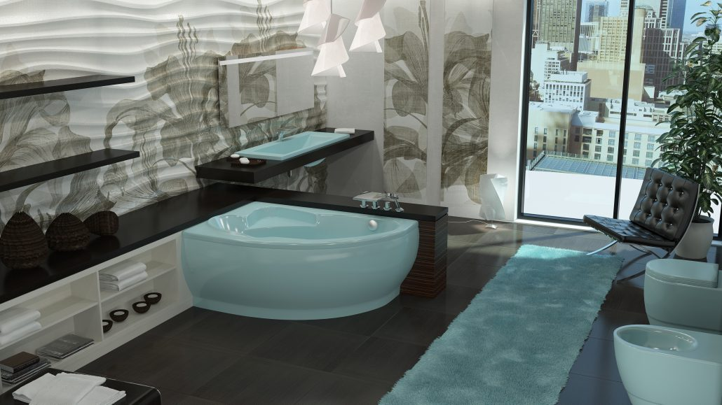Bathtub LAGO