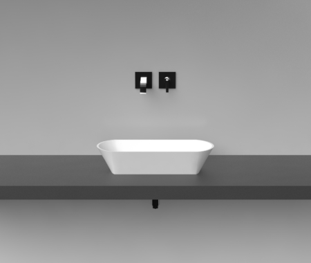 Cast Stone Washbasin P3