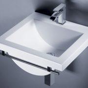 , washbasins