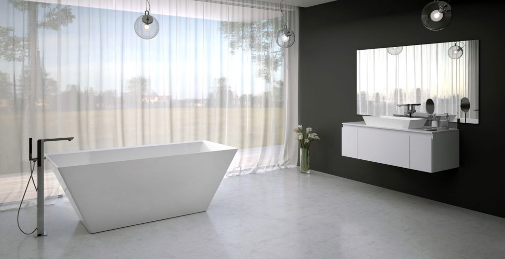 Bathtubs: Bath Quadro