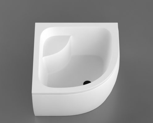 Shower trays: Shower tray rd90