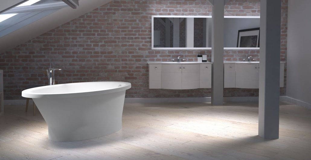 Bathtubs design