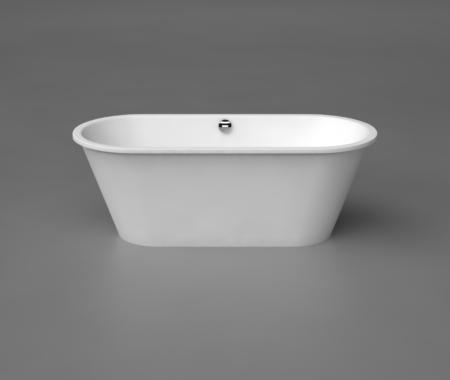 Akmens masas vanna Accent, Stone cast bathtub
