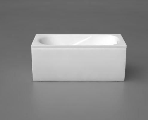 Badkar Classica 150, cast stone bathtub Classica 150
