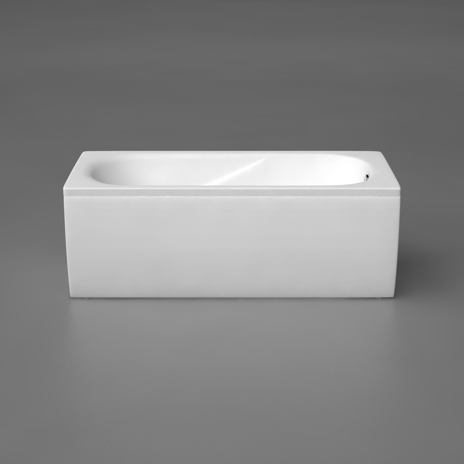 Vannas : Akmens masas vanna Classica 170, Ванна из каменной массы, Stone cast bathtub