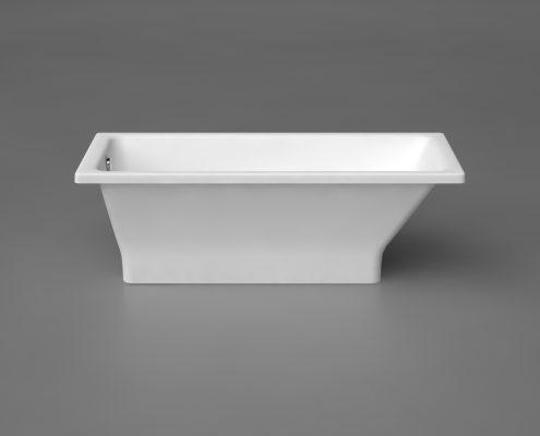 Vannas : Akmens masas Vanna ETTE, Ванна из каменной массы, Stone cast bathtub
