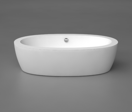 cast stone bathtub Festa