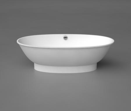 Akmens masas Vanna Gloria, Ванна из каменной массы, Stone cast bathtub