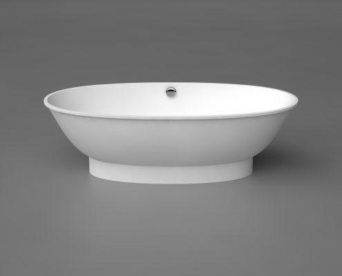 Freestanding Stone cast bathtub Gloria