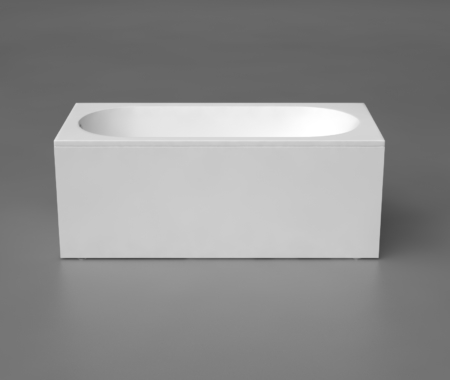 Stone cast bathtub Libero 170