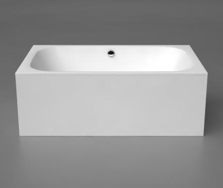 Akmens masas LIBERO DUO, Ванна из каменной массы, Stone cast bathtub
