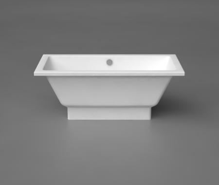 Akmens masas vanna Nordica 160, Ванна из каменной массы, Stone cast bathtub