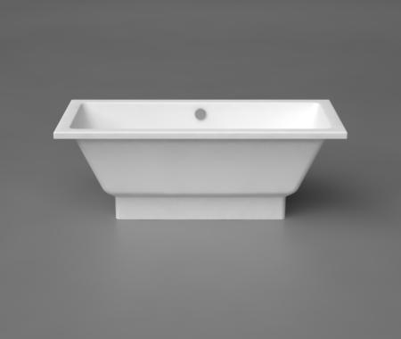 Akmens masas Vanna Nordica 170, Ванна из каменной массы, Stone cast bathtub