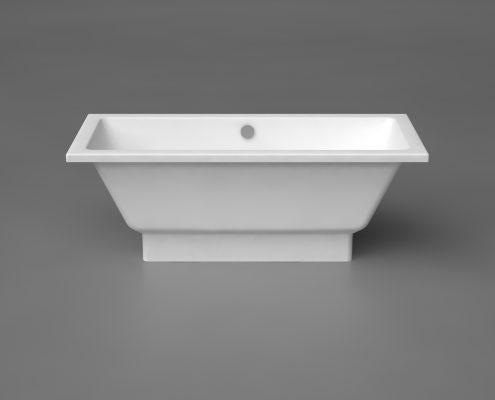 Vannas : Akmens masas Vanna Nordica 170, Ванна из каменной массы, Stone cast bathtub