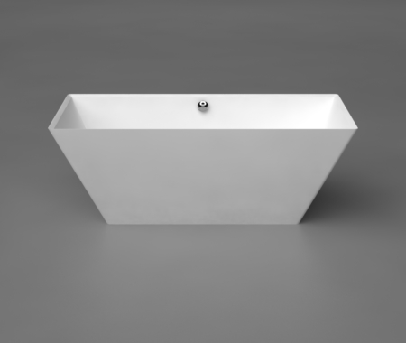Vannas : Akmens masas vanna, ВАННА QUADRO из каменной массы, Stone cast bathtub