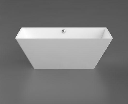 Cast Stone Bathtub Quadro