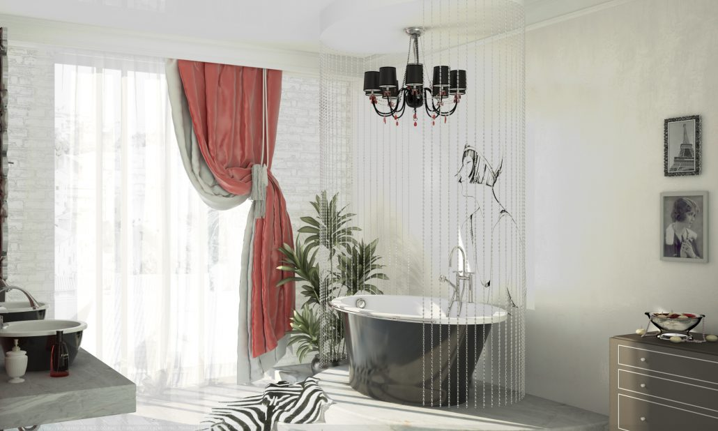 Bathroom Elements Bathtub Solare