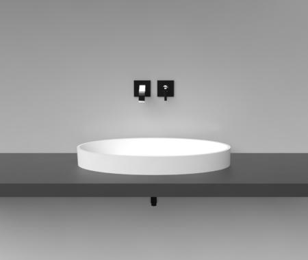 Cast Stone Washbasin U 3