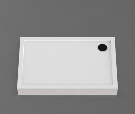 Shower trays: Shower tray qq120