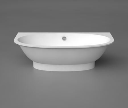 Stone cast bathtub Gemma 2