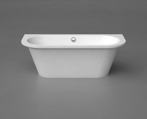 Akmens masas akmens masas, Ванна из каменной массы, Stone cast bathtub
