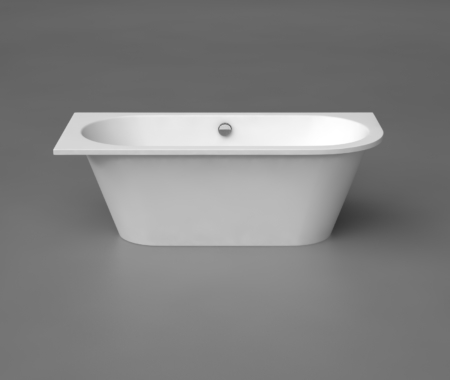 Vannas : Akmens masas Vanna Evento 3 Right, Ванна из каменной массы, Stone cast bathtub