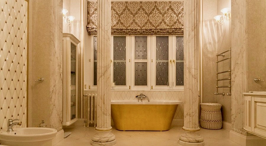 Bathtub Onda Gold