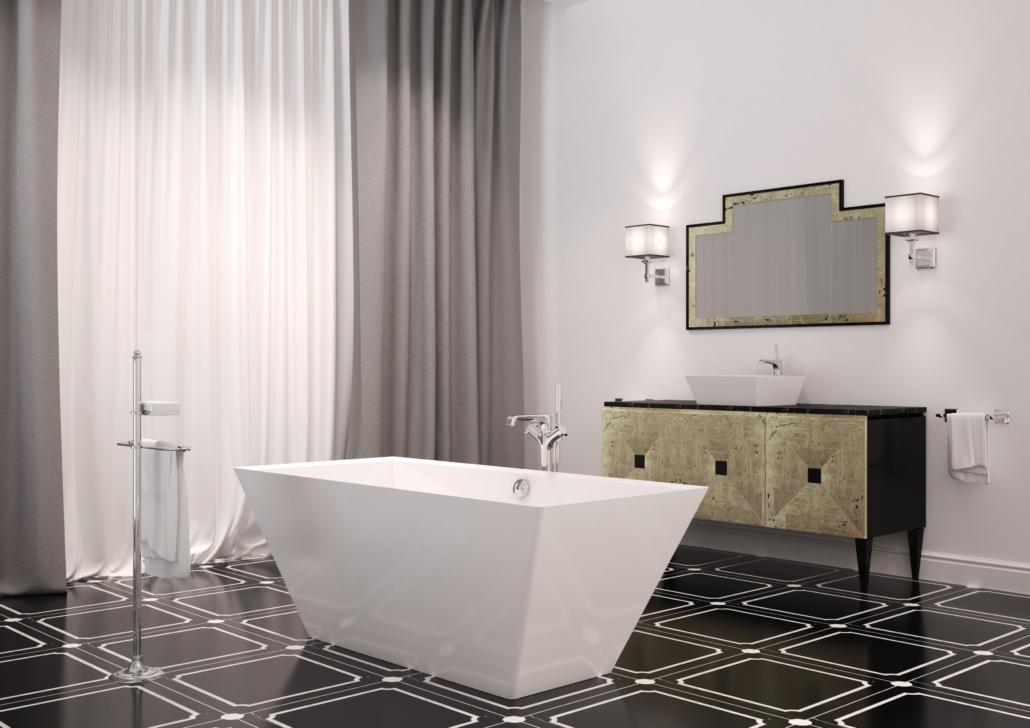 Bathtubs: Bathtub Quadro