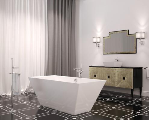 Bathtub Quadro